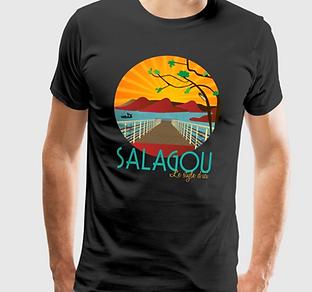 Tee shirt Salagou