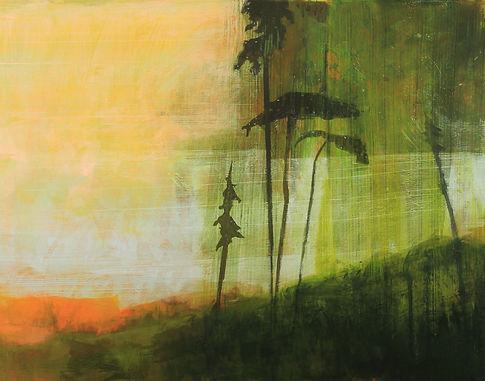 Vista acrylic on canvas 110  x 140 cm.jp