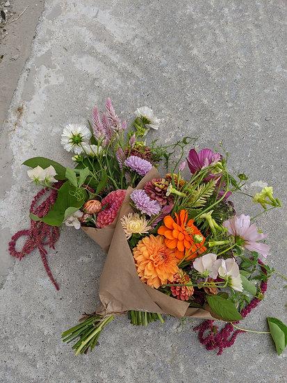 4-Week Spring/Summer Flower Subscription