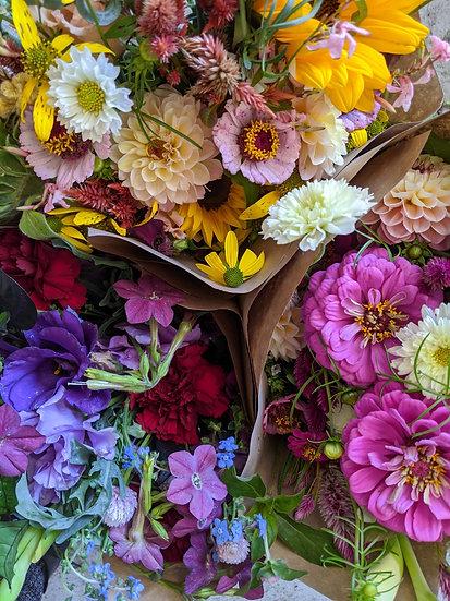 RAFFLE - Large Bouquet of Flowers