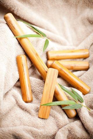 Massage aux tiges de bambous GOA