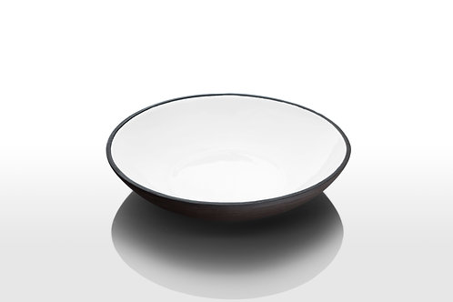 Monochrome Deep Plate