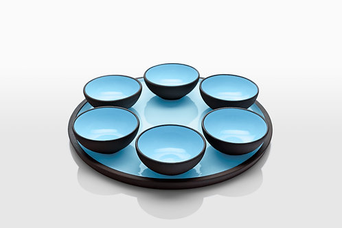 Unicolor Passover Plates