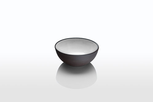 Monochrome Soup Bowl