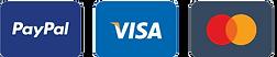 Pay Pal VISA Mastercard icons.png