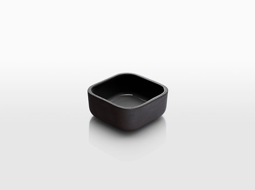 Monochrome Square Dipping Dish
