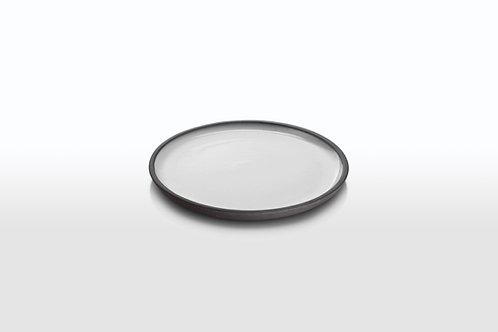 Monochrome Dessert Plate