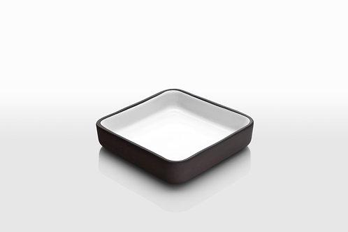 Monochrome Square Dish