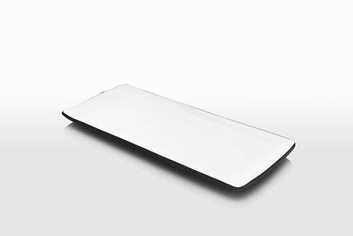 Monochrome Rectangular Platter