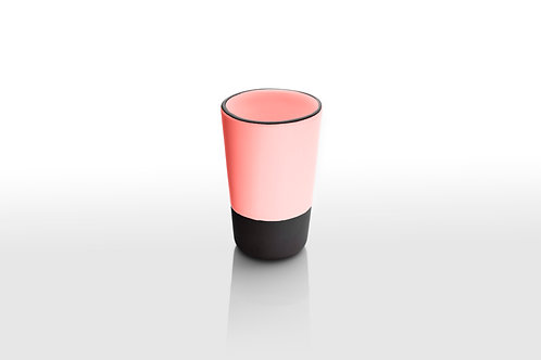 Conical Ceramic Glasses