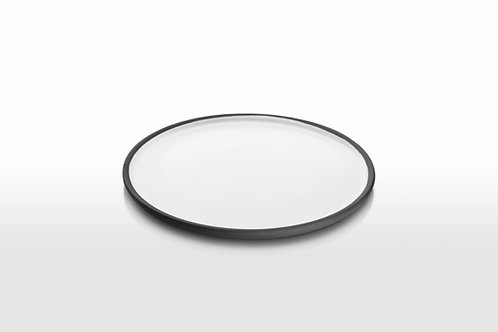 Monochrome Appetizer Plate