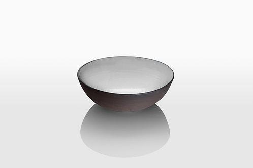 Monochrome Salad Bowls