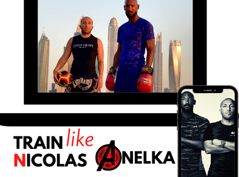 Train Like Nicolas Anelka by Coach Meddy