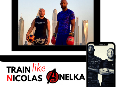 Train Like Nicolas Anelka by Coach Meddy