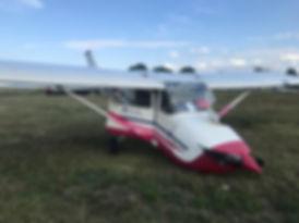 Cessna od przodu