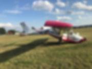 Cessna z boku