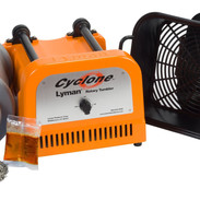 LYMAN CYCLONE ROTARY CASE CLEANER