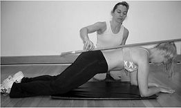 CEC courses, claire norgate, yoga teacher training, pilates teacher training, hover, neutral spine