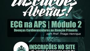 ABRIMOS AS INSCRIÇÕES PARA O MÓDULO 2!