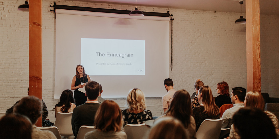 Knowing the 9 Types: Enneagram Workshop
