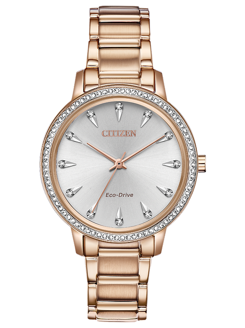 SILHOUETTE CRYSTAL FE7043-55A