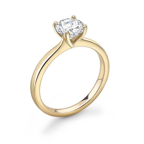 0.50ct Diamond Solitaire Ring