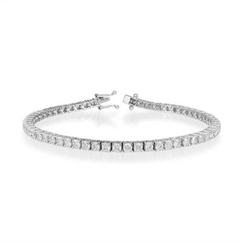 3.00ct Diamond Tennis Bracelet