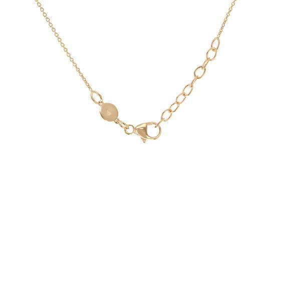 1b835955f4d 9ct Yellow Gold Bar Pendant | Facet Jewellers