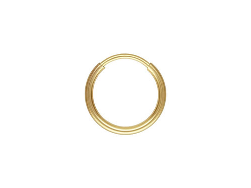 14ct Gold Filled Single 12mm Hoop