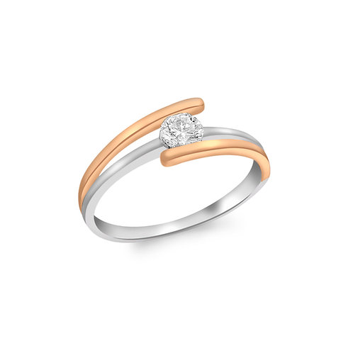 9ct Gold 0.25ct Diamond Ring