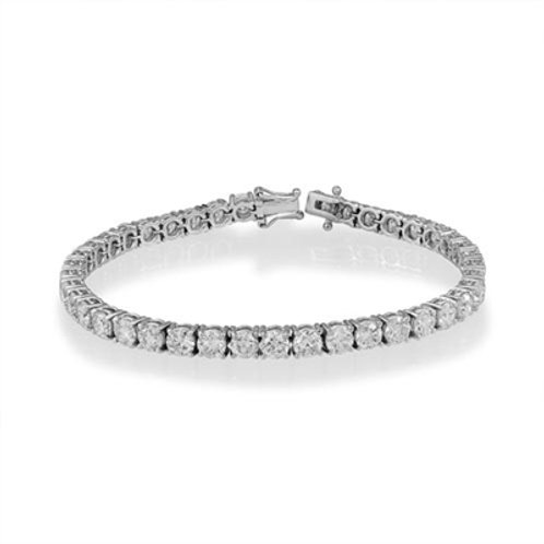 9.00ct Diamond Tennis Bracelet