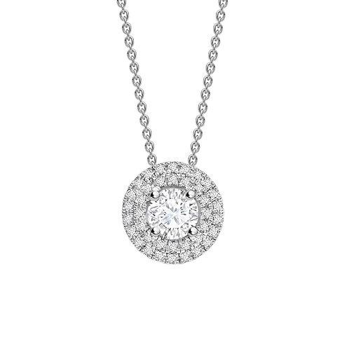 0.60ct Diamond Pendant