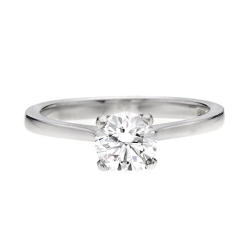 0.90ct Diamond Solitaire Ring