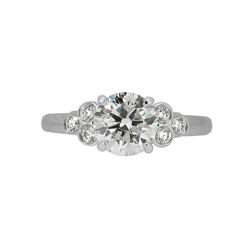 18ct 1.50ct Diamond Solitaire Ring