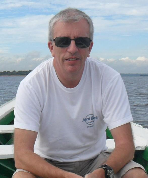 Greg Amazon River