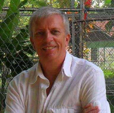 Greg at zoo