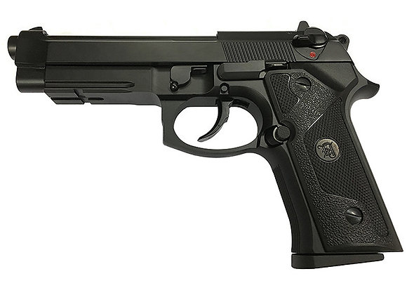 KJ Works M9 Vertec (Full Metal New Version) GBB Pistol