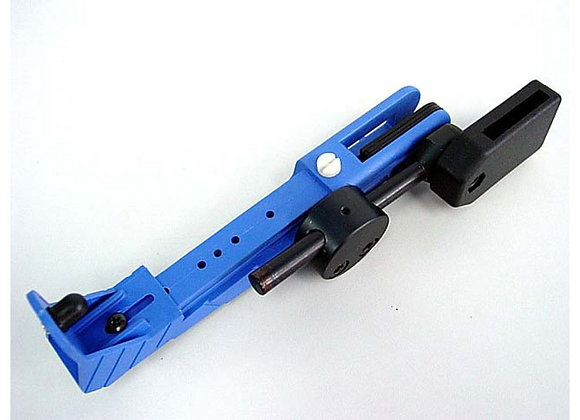 Airsoft IPSC CR speed holster (Blue)