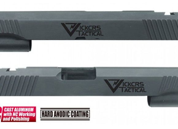 Guarder VT Custom Slide for Marui Hi-Capa 5.1 (Black)