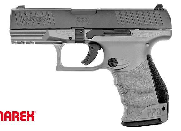 UMAREX WALTHER PPQ M2 GBB Pistol (Gray, 6mm)