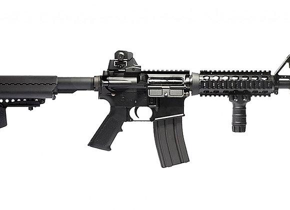 Tokyo Marui M4 CQB-R SOPMOD Assault Rifle Electric Blow Back (Black)