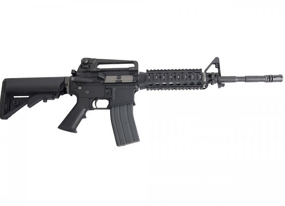 KSC M4 RIS GBB Rifle (Ver2 with Steel Bolt/One-Piece Upper)