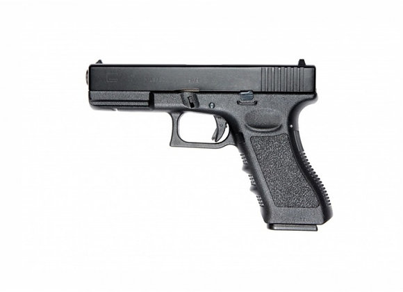 KSC G17 Railed Frame GBB Pistol Airsoft (Metal Slide)