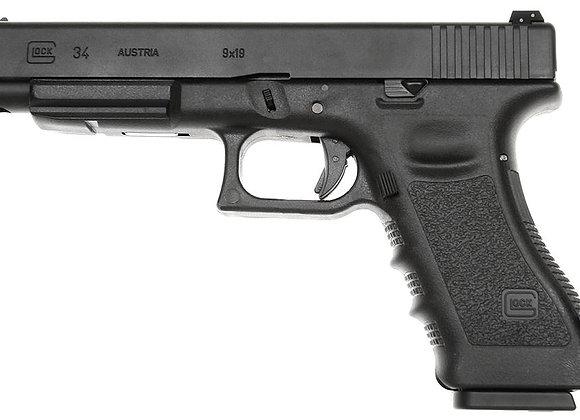 Tokyo Marui Glock 34 Gas Blowback Pistol (Gen 3)