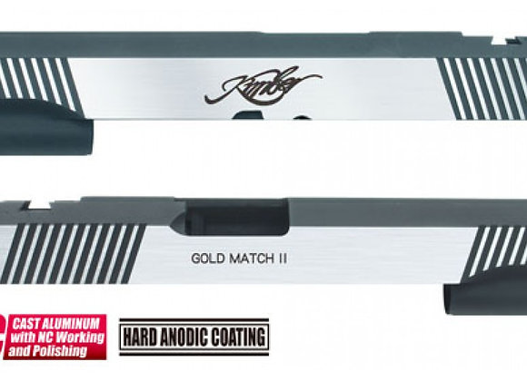 Guarder Kimber Gold Match Custom Slide for Marui Hi-Capa 5.1 (2-Tone)