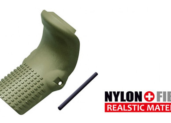 Guarder Beaver Tail Grip for Marui/WE/KJ G GEN3 Frame (Olive Drab)
