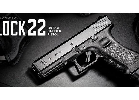 Tokyo Marui Glock 22 GBB Pistol