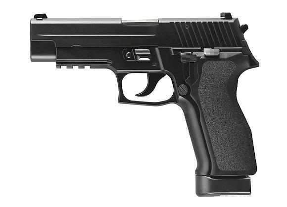 KJ Works P226 E2 Full Metal GBB Pistol (Gas/CO2 Dual Power Ver)