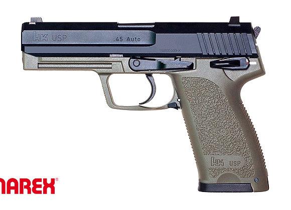 Umarex H&K USP .45 GBB Pistol (Olive Drab)