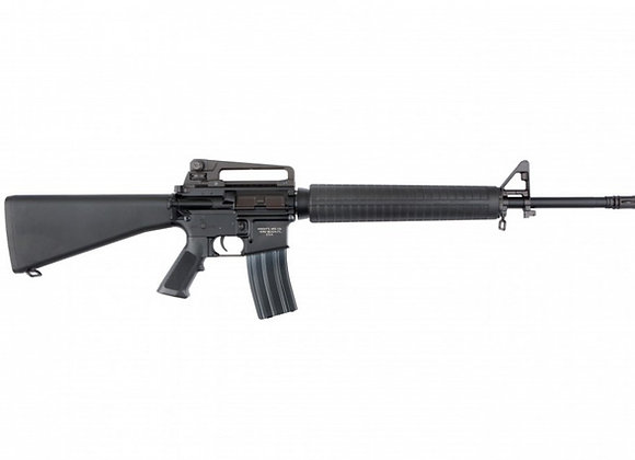 KWA M16A1 Battle Rifle Airsoft AEG w/ 120 Spring
